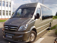 MERCEDES-BENZ SPRINTER S19 CDT 43L
